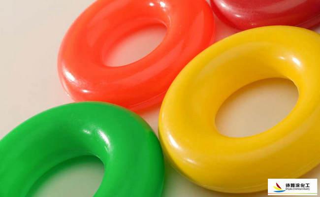 塑胶 注塑荧光粉