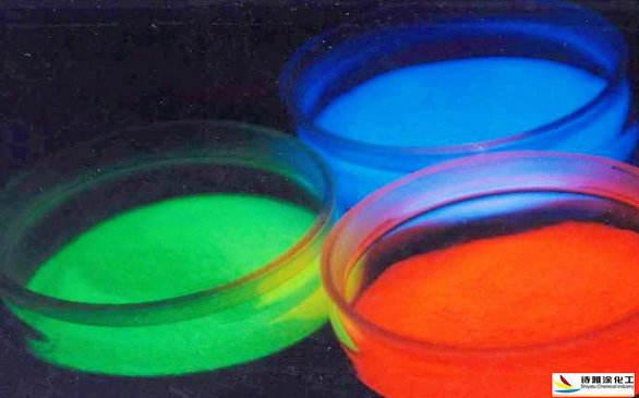 紫外激发荧光粉