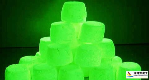 黄绿光长效夜光粉